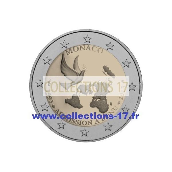 2 €uros Monaco 2013