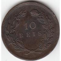 Portugal - 10 reis 1892