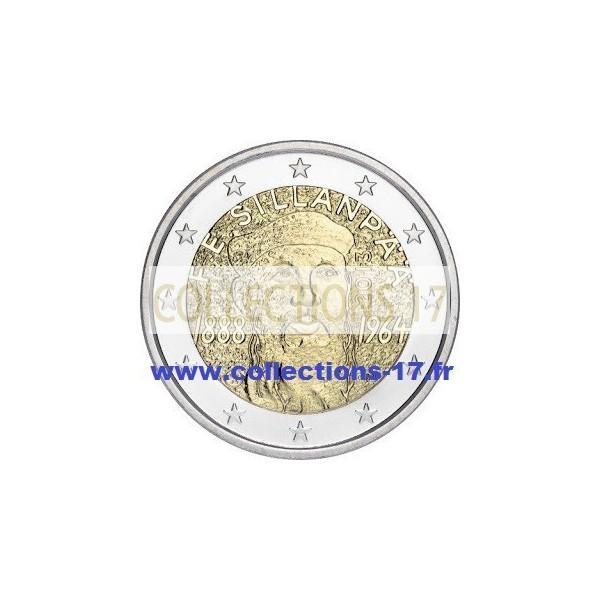 2 €uros Finlande 2013 *2