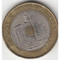20 Francs Jeux Méditerranéen 1993