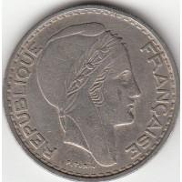 100 Francs Turin Algérie 1950