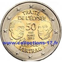 2 €uros France 2013 - Elysée (UNC Sortie de Rouleau)