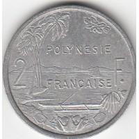 2 Francs Polynésie-Française 1979