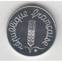 1 Centimes BE 2001