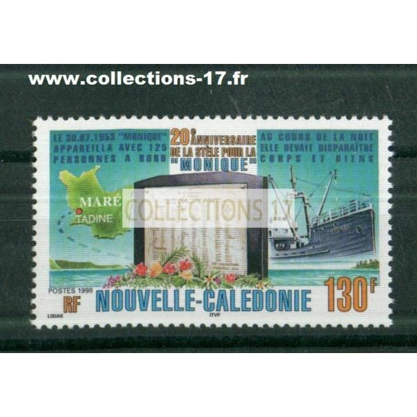 Nouvelle Calédonie numéro 778 - Neuf sans charnières