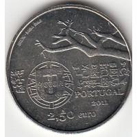 2.50€ Portugal 2011 - ESPLORATORI CAPELO E IVENS