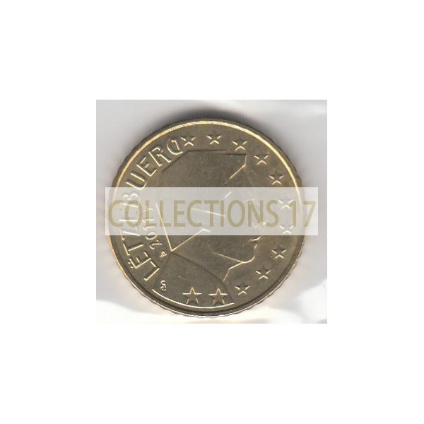 50 Centimes Luxembourg 2011