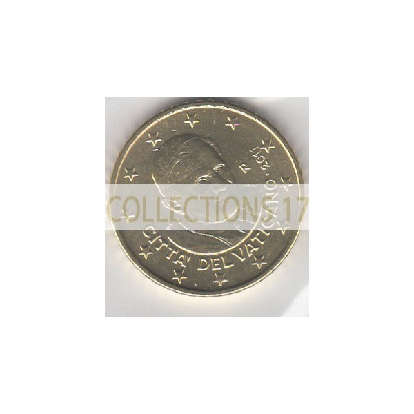 50 Centimes Vatican 2011