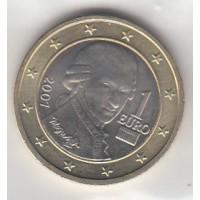 1 Euro Autriche 2007