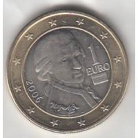 1 Euro Autriche 2006