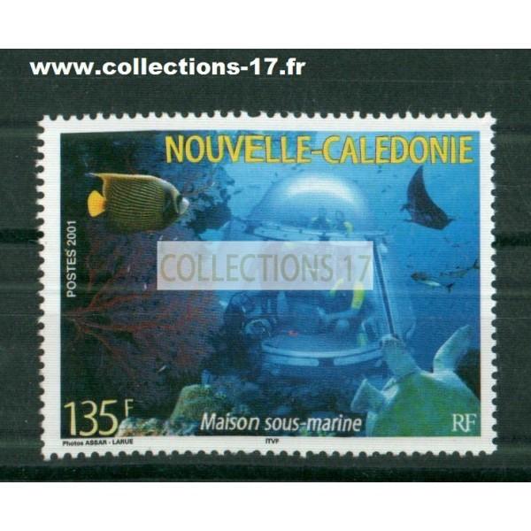 Nouvelle Calédonie numéro 852 - Neuf sans charnières