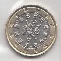 1 Euro Portugal 2004 (UNC Sortie de Rouleau)