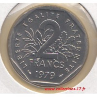 2 Francs Semeuse 1979