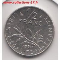 50 Centimes Semeuse 1990