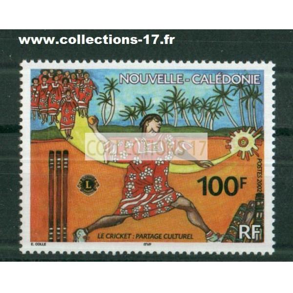 Nouvelle Calédonie numéro 865 - Neuf sans charnières