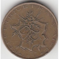 10 Francs Mathieu 1976 Tranche B