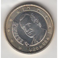 1 Euro Espagne 2008