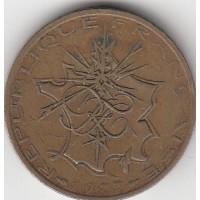 10 Francs Mathieu 1977 Tranche A