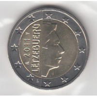 2 Euros Luxembourg 2011