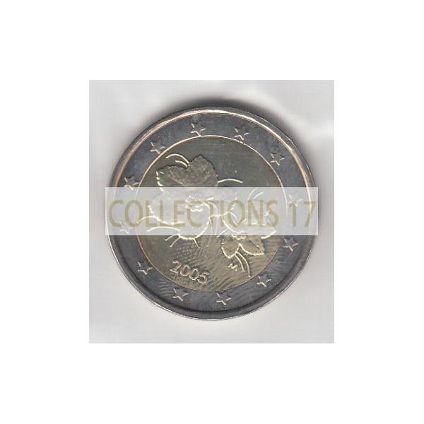 2 Euros Finlande 2005