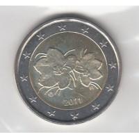 2 Euros Finlande 2011 (UNC Sortie de Rouleau)