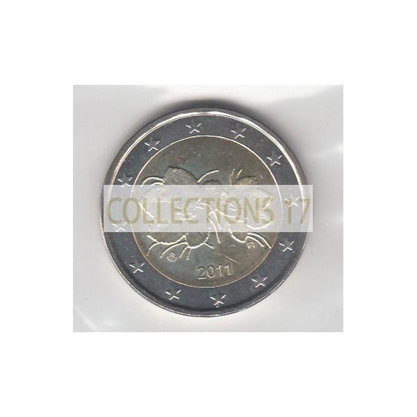2 Euros Finlande 2011