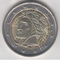 2 Euros Italie 2010