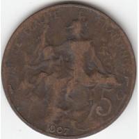 5 Centimes Dupuis 1907