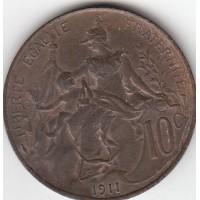 10 Centimes Dupuis 1911