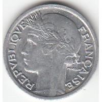 50 Centimes Morlon alu - 1945