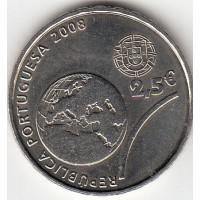 2.50€ Portugal 2008 -  Jeux d'Eté de Pékin