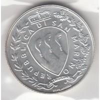 Saint-Marin 5 euro 2003 « 1700 ans République de San Marino »