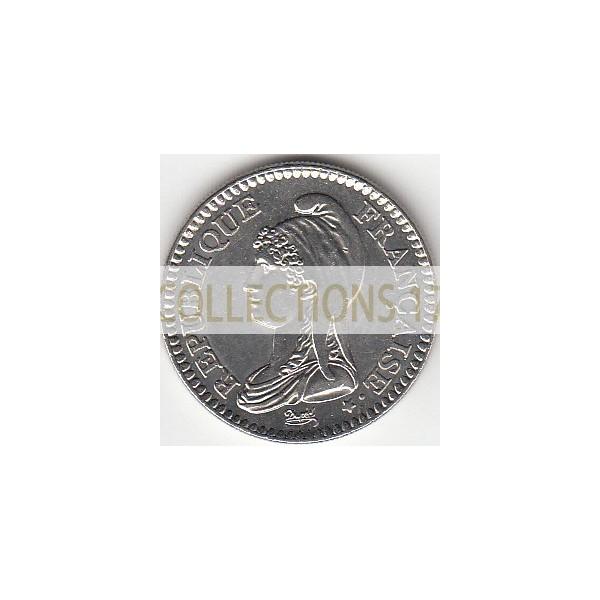 1 Franc Marianne 1992