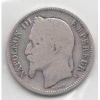 1 Franc Napoléon III 1868A