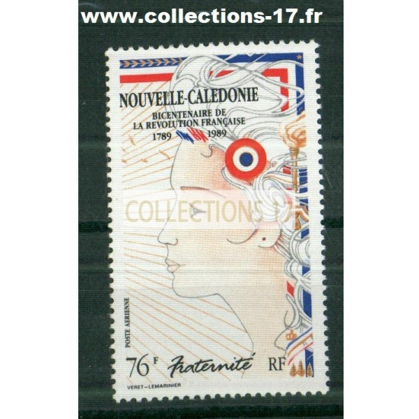 Nouvelle Calédonie numéro PA 262 - Neuf sans charnières