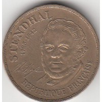 10 Francs Stendhal 1983 - Tranche A
