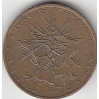 10 Francs Mathieu 1979 Tranche B