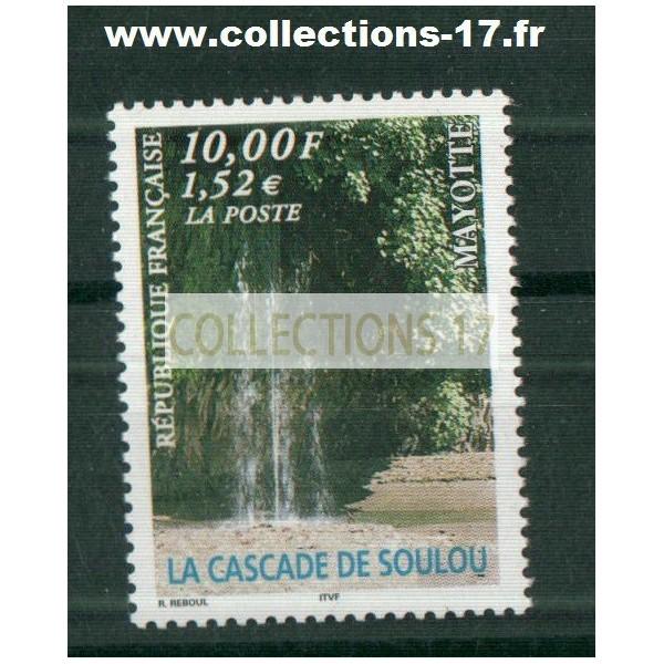 Mayotte - numéro 79 - Neuf sans charnières