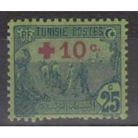 Timbres de Tunisie - numéro 52 - neuf avec charnère