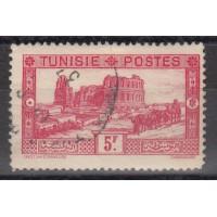 Timbres de Tunisie - numéro 178 - oblitéré
