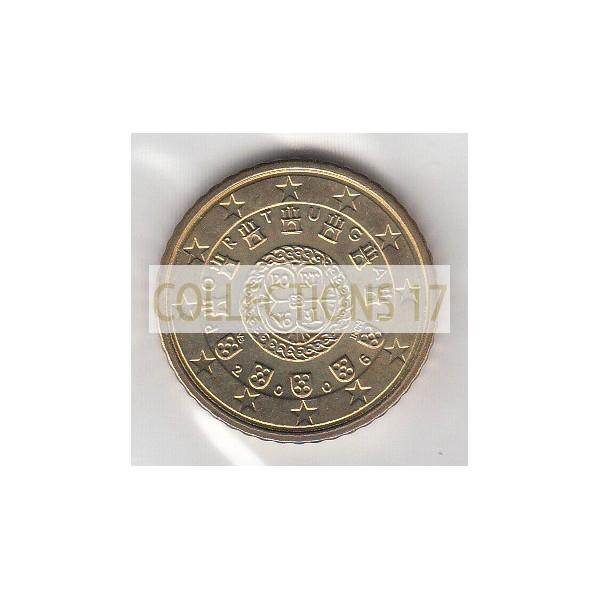50 Centimes Portugal 2006
