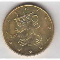 50 Centimes Finlande 2006