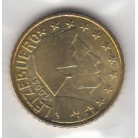 50 Centimes Luxembourg 2005