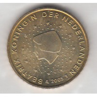 50 Centimes Pays-Bas 2005