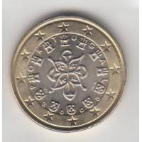 1 Euro Portugal 2005 (UNC Sortie de Rouleau)