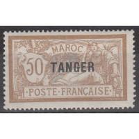 Maroc - numéro 93 - neuf avec charnière