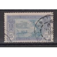 Cote d'Ivoire - numéro 48 - oblitéré