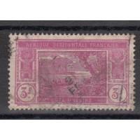 Cote d'Ivoire - numéro 83 - oblitéré