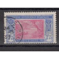 Cote d'Ivoire - numéro 105a - oblitéré