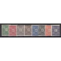 Cote d'Ivoire - numéro TAXE 9/16 - neuf avec charnière